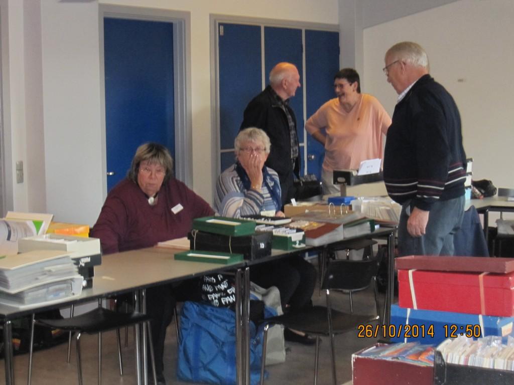Byttemøde i Valby 3