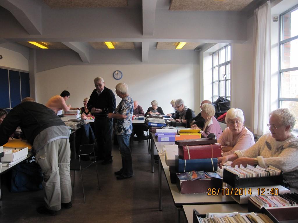 Byttemøde i Valby 7
